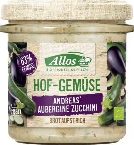 Hof-Gemüse Andreas Aubergine Zucchini