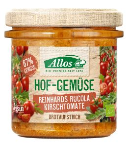 Hof-Gemüse Reinhards Rucola Kirschtomate