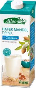 ALLOS Hafer Mandel Drink