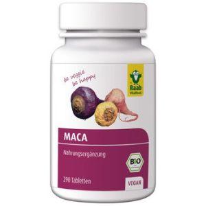 RAAB VITALFOOD Maca Tabletten, 290 St.