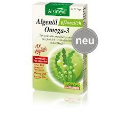 ALSIROYAL  Algenöl pflanzlich Omega-3