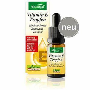 ALSIROYAL Vitamin E Tropfen