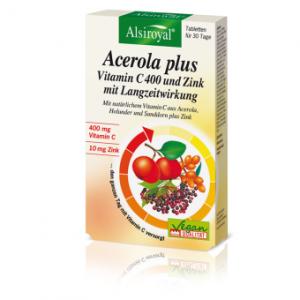 ALSIROYAL Zink + Histidin plus Vitamin C