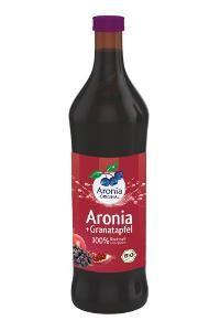 ARONIA ORIGINAL Aronia+Granatapfel 100% Direktsaft 0,7l Bio FHM