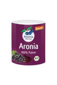 ARONIA ORIGINAL Aroniabeeren Pulver 100g demeter FHM