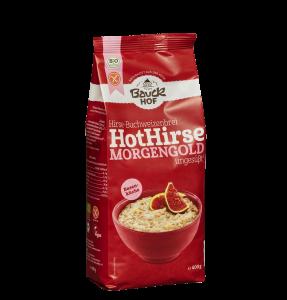 BAUCKHOF Hot Hirse Morgengold glutenfrei Bio
