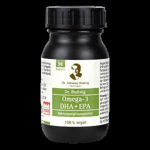 DR. JOHANNA BUDWIG Dr. Budwig Omega-3 DHA + EPA