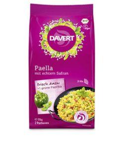 DAVERT Paella, mit echtem Safran 170g