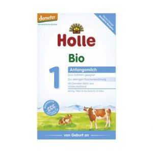 HOLLE  Bio-Anfangsmilch 1