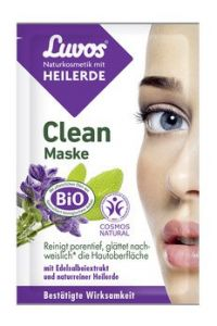 LUVOS NATURKOSMETIK MIT HEILERDE  Luvos Clean Maske