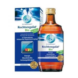 DR. NIEDERMAIER Rechts-Regulat, bio