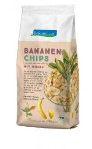 REFORMHAUS Bananen-Chips honey-dipped bio
