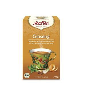 YOGI TEA®, YOGI TEA GMBH Yogi Tea® Ginseng Bio