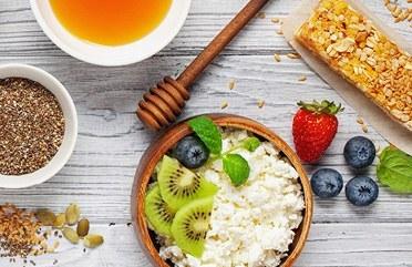 Natürliche und gesund Lebensmittel bei Reformhaus Bacher