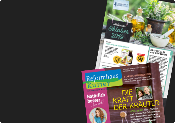 Oktober Publikationen vor schwarzem Hintergrund