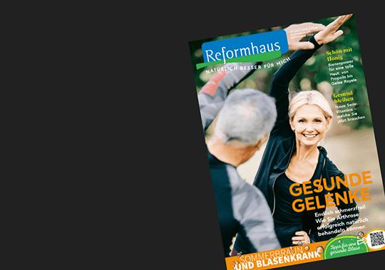 Reformhaus Magazin September 2020
